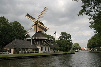 Weesp - Windmill 't Haantje
