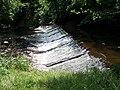 Weir In The Sun - 1, River Don, Oughtibridge - geograph.org.uk - 1293043.jpg