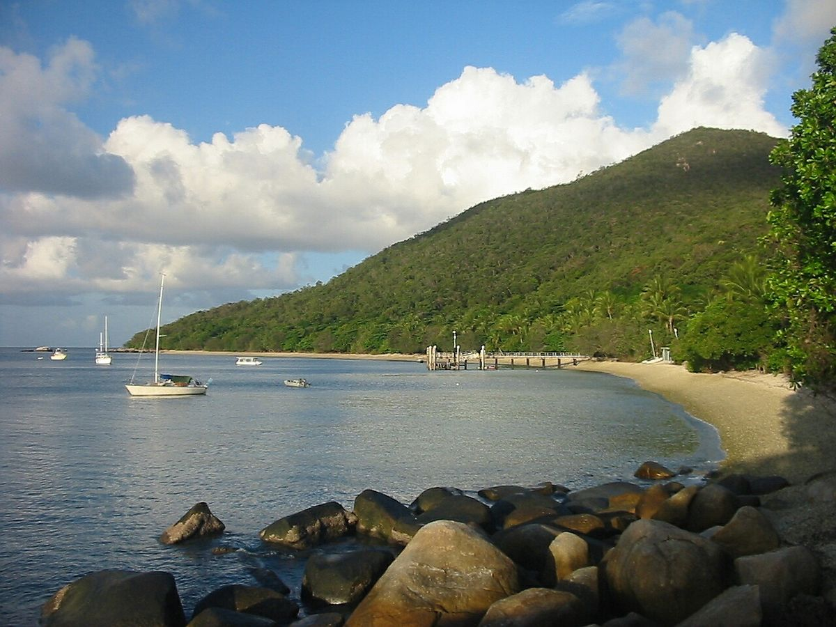 Fitzroy Island (Queensland) - Wikipedia