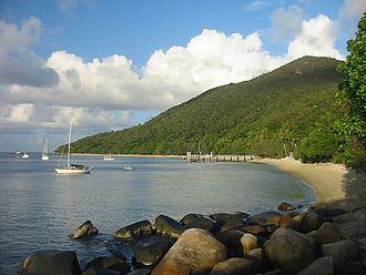 Fitzroy Island National Park - Welcome Bay, Fitzroy Island