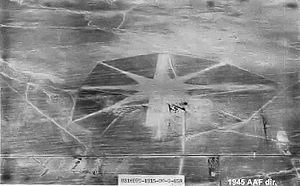 Kirtland Air Force Base - West Mesa Field, 30 September 1945