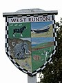 West Runton - village sign - geograph.org.uk - 540671.jpg