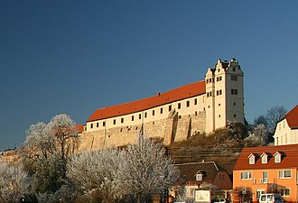 House of Wettin - Wettin Castle in Saxony-Anhalt