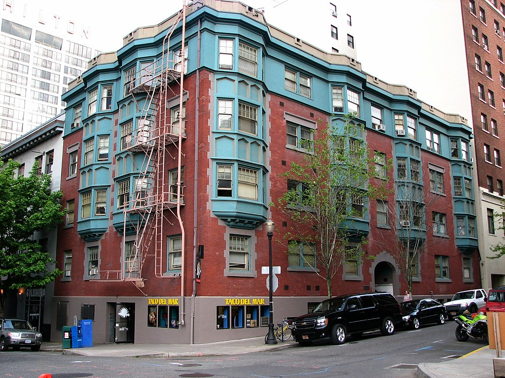 File wheeldon apartment building portland for Building a house in portland oregon