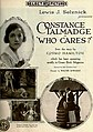 Who Cares? (1919) - Ad.jpg