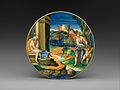 Wide-rimmed bowl with Vulcan Forging Arms with Venus and Cupid MET DP326383.jpg