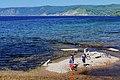 Widok z Listwianki na jezioro Bajkał 06.jpg