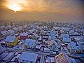 Wiederitzsch, Leipzig, Luftbild mit Drohne an einem Wintertag 01.jpg