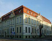 Szczecin, Poland: Pałac Sejmu Stanów Pomorskich (Landeshaus)