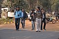 Wiki Academy Team - Indian Institute of Technology Campus - Kharagpur - West Midnapore 2013-01-26 3643.JPG