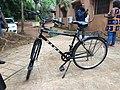 Wiki Loves Africa 2019 Bénin - Bicyclette d'un wikimédien.jpg