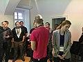 Wikidata election data workshop Vienna 2017 by Mardetanha (47).jpg
