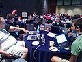 Wikimania 2015 Hackathon - Day 1 (09).jpg