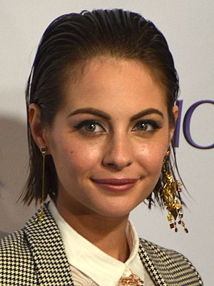 Aqua (Kingdom Hearts) - Willa Holland has voiced Aqua in all her English appearances.