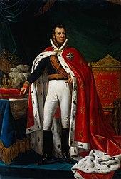 König Wilhelm I. der Niederlande (Quelle: Wikimedia)