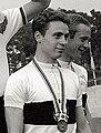 Willi Fuggerer and Klaus Kobusch 1964.jpg