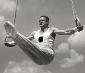 Willi Stadel - Willi Stadel at the 1936 Olympics