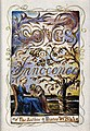 William Blake - Songs of Innocence (Title page) - WGA02231.jpg