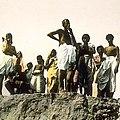William Henry Jackson-Group of natives standing.jpg