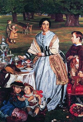 Thomas Fairbairn - Image: William Holman Hunt The Children's Holiday