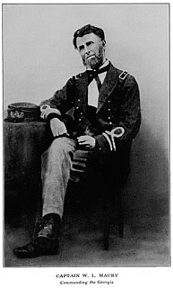 Confederate States Navy officer