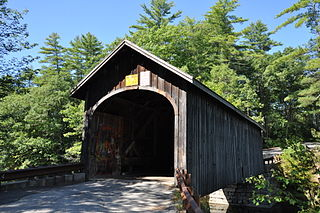 Babbs Bridge place in Maine listed on National Register of Historic Places