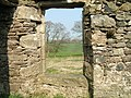 Window at the old Priestgill - geograph.org.uk - 522401.jpg
