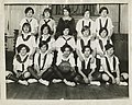 Winners of Interclub Dodge Ball, Young Women's Hebrew Association, Elizabeth, New Jersey, 1927 (6056995427).jpg