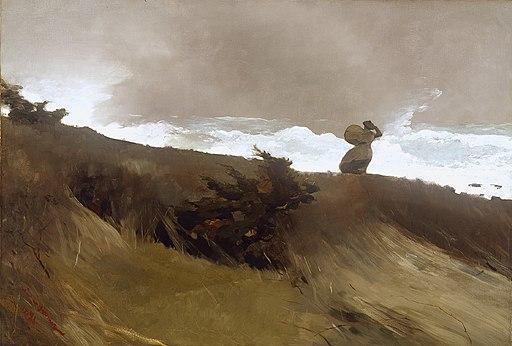 WinslowHomer-West Wind 1891
