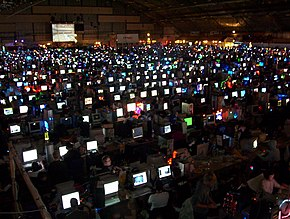DreamHack Winter 2004.