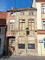 Wismar Boettcherstrasse Ruine 1 2012-10-16.jpg