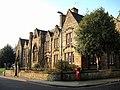 Woborn's Almshouse Bond Street - Yeovil - geograph.org.uk - 1097395.jpg