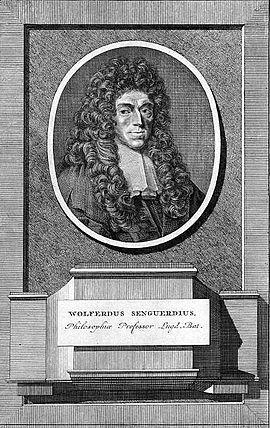 Wolferdus Senguerdius