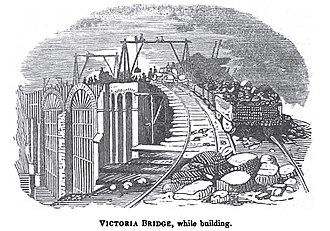 Victoria Viaduct - Richardson