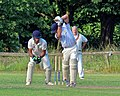 Woodford Green CC v. Hackney Marshes CC at Woodford, East London, England 136.jpg