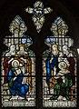 Woodhall Spa, St Peter's church window (37313030651).jpg