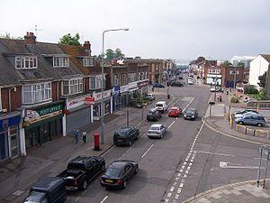 Woolston, Southampton - Image: Woolston chops