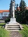 World War I memorial (Géza Horváth), 2020 Marcali.jpg