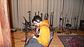 Wrong Side of Dawn acoustic guitar recording 2008-12-28 - Pillar casts a shadow (by Nelson Pavlosky).jpg