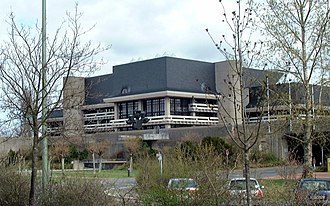 University of Würzburg - Image: Wuerzburg university library 2002