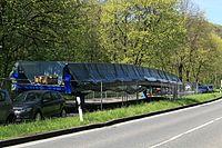 Wuppertal - Porta Westfalica - Fußgängerbrücke Beyenburger Stausee 03 ies.jpg