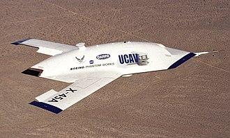Boeing X-45 - Boeing X-45A