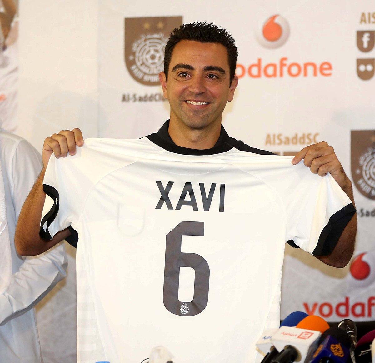 Xavi Hernández –
