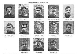 1906 Yale Bulldogs football team - Image: Yale Bulldogs (1906)