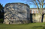 York UK Wall Roman Foundation.JPG