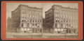 Young Men's Association building, Buffalo, New York, from Robert N. Dennis collection of stereoscopic views.png