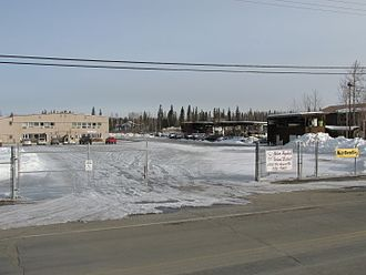 Yukon–Koyukuk School District - Headquarters