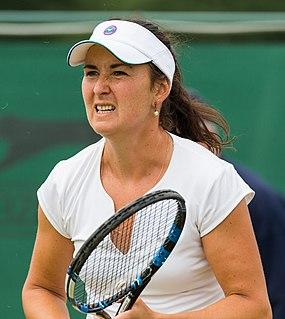 Yuliya Beygelzimer Ukrainian tennis player
