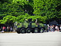 Yunpao APC Parking in Ground after Parade 20120908.jpg