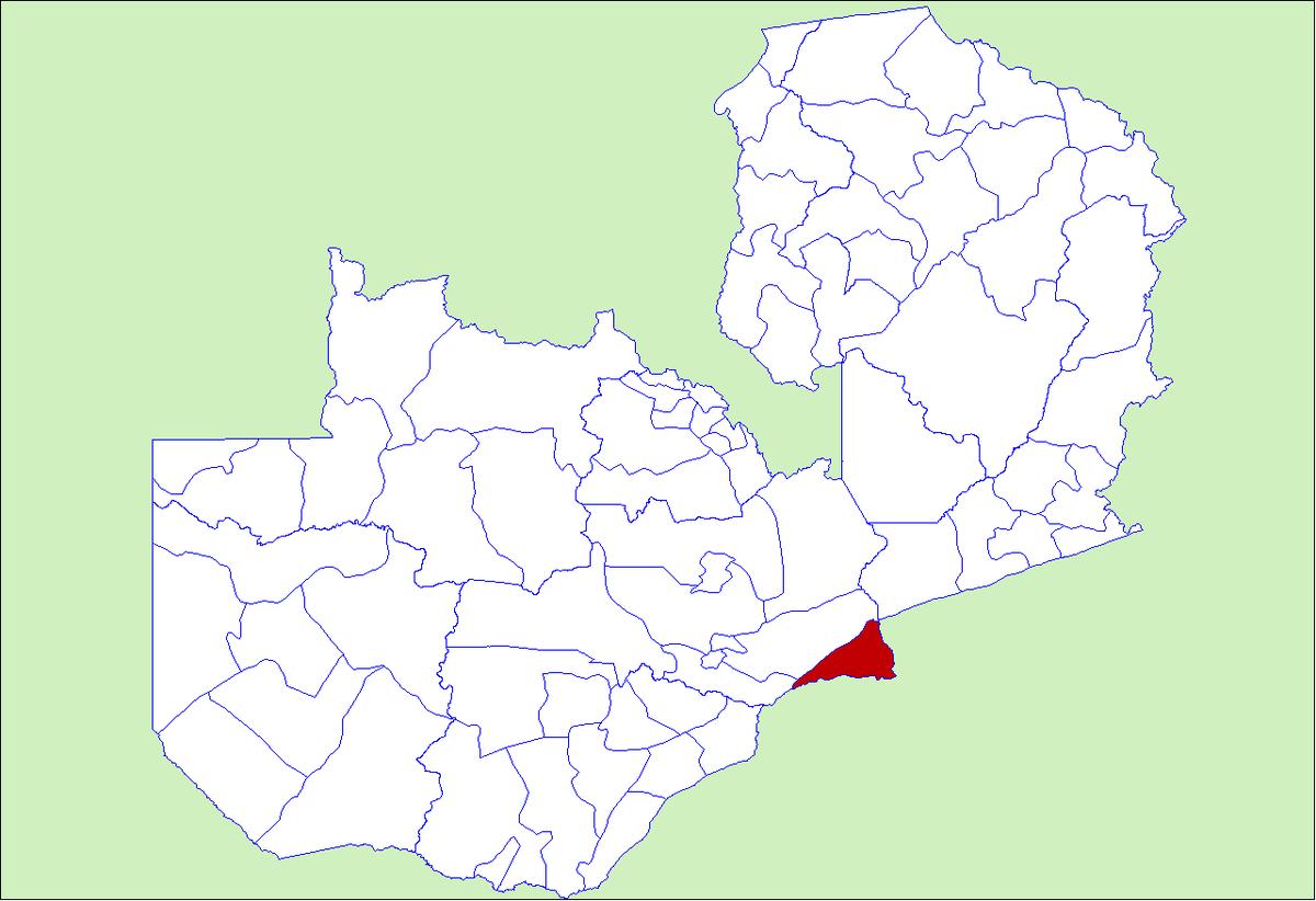 Luangwa District Wikipedia